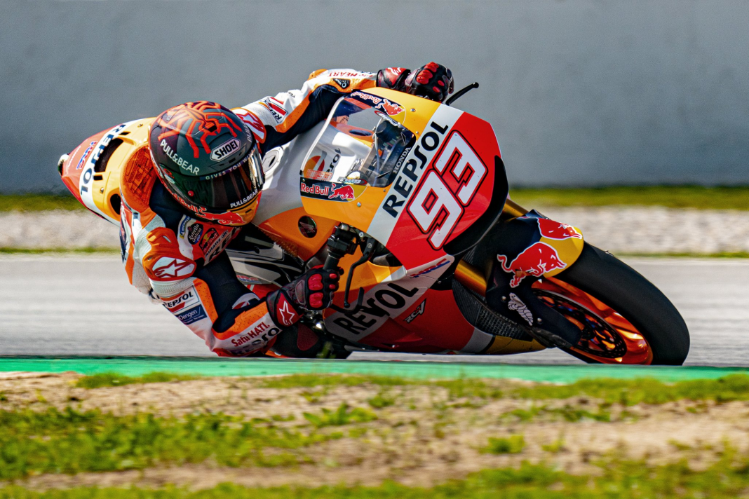 Marc Márquez come back motogp