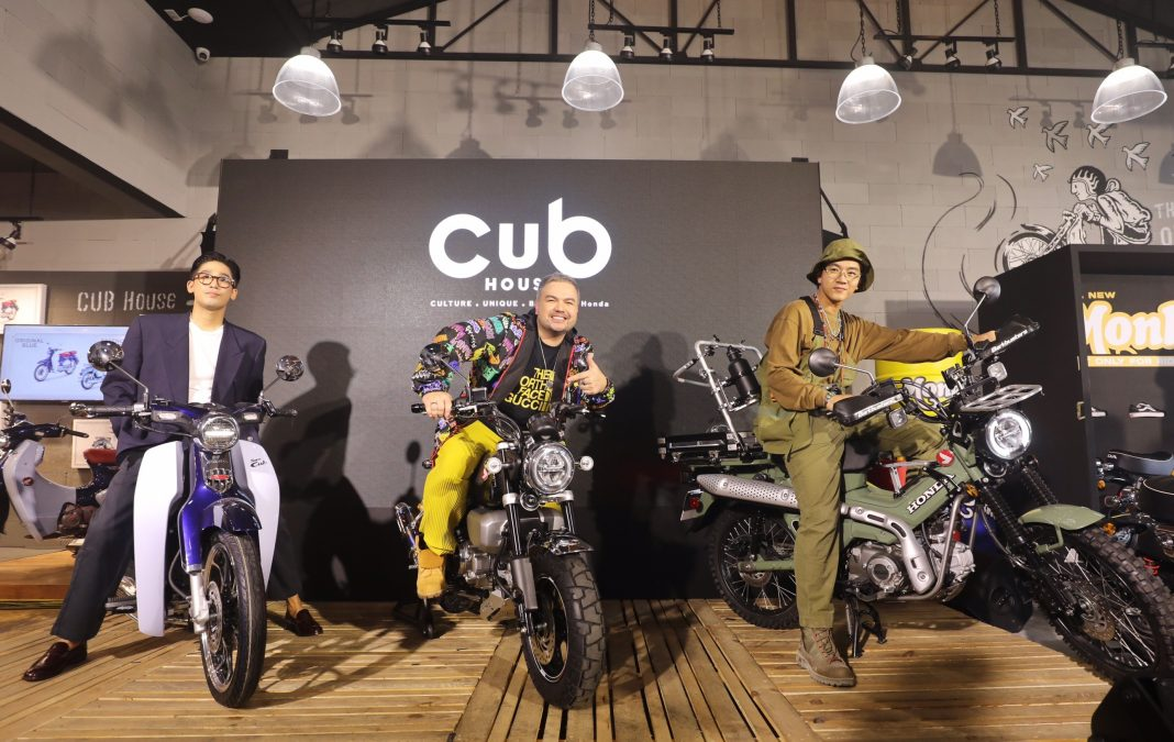 All New Monkey และ All New C125