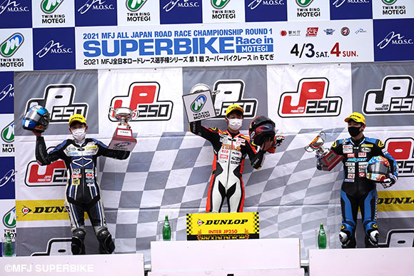 YSS get Wins MFJ ALL JAPAN CHAMPIONSHIP 2021